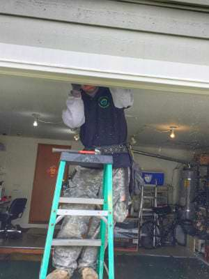 ETS GARAGE DOOR REPAIR EVERETT CREW